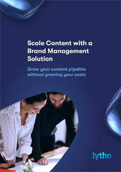 White Paper Scale Content with a Brand Management Solution